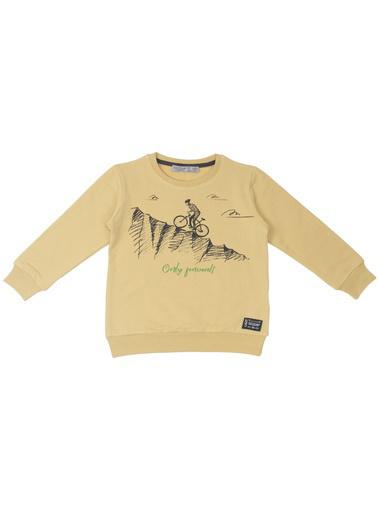 Cigit Sweatshirt Sarı